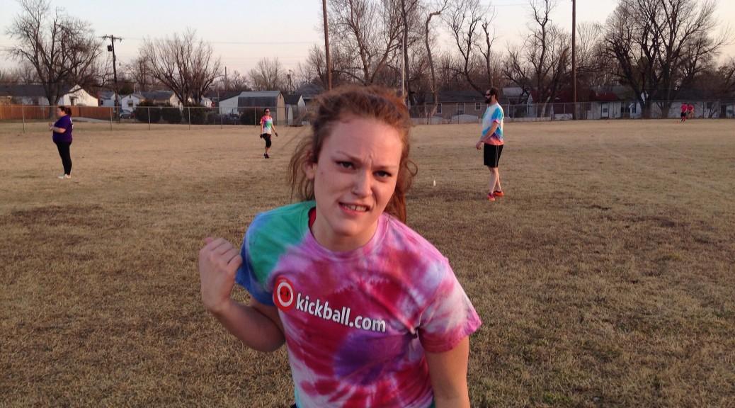 "Chelsea Rose Murphy - Chelsea ""The Beast"" Murphy, Cosmic Balls, Tulsa WAKA league, Chelsea Murphy"