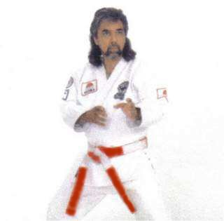 Ted Soliday, 10th DAN, founder of the United Goju Karate Association